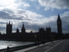 Westminster Abbey und Big Ben