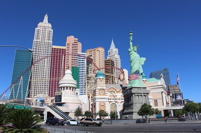 Las Vegas - Das Hotel New York New York
